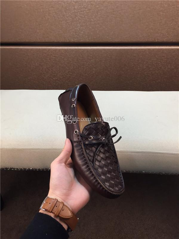 f8b4547f006 New Fashion Moccasins For Men Loafers Summer Walking Breathable Casual  Shoes Men Hook&Loop Driving Boats Men Shoes Flats Shoes Online Basketball  Shoes From ...