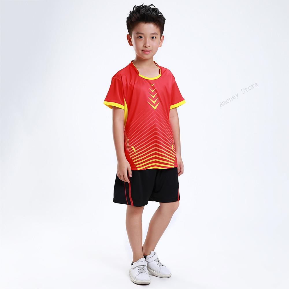 2428d02a0 Compre Camisetas De Tenis Para Niños De Adsmoney es + Pantalones Cortos