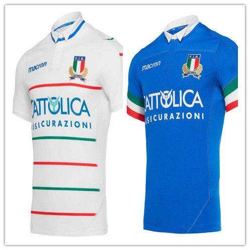 watch cccbe 3c8a9 2019 2020 ITALIA home away Rugby Jerseys FIR shirt ITALIA national team  Italy League jersey S-3XL