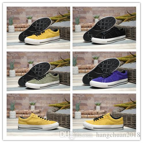 cef0871e2f2 Original All Atar Men Women Casual Shoes Running Shoes Yacht Club Yellow  Blue Sneaker Trainer Canvas Sports Jogging Outdoor Shoes 35 44 Latest Shoes  Top ...