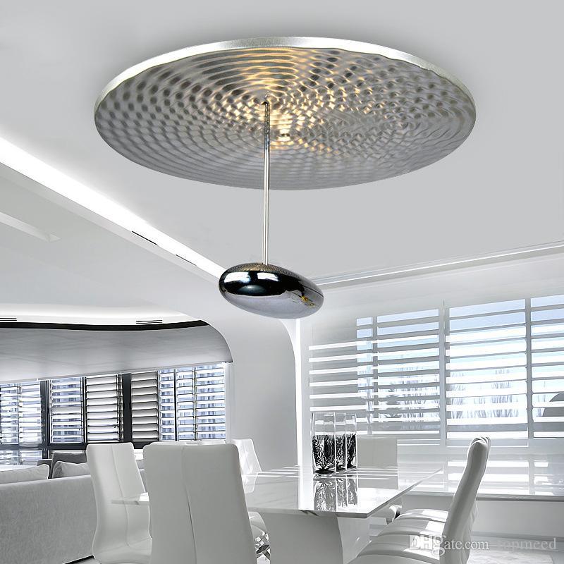 Nordic Postmodern LED Deckenleuchten Wohnzimmer Beleuchtung  Home-Deco-Leuchten Schlafzimmer Beleuchtung Dachboden Deckenleuchten