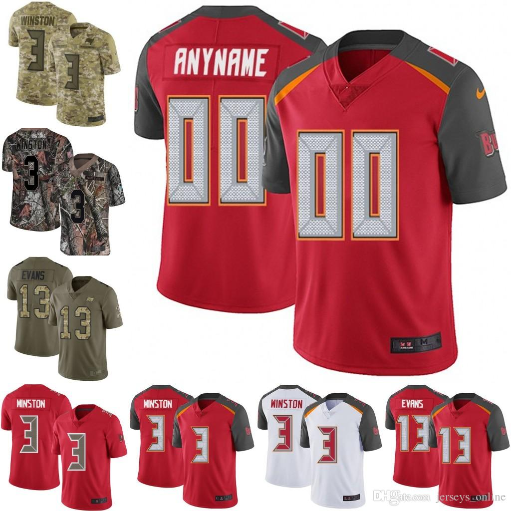 5e63c23a67d 2018 Mens Womens Youths Limited Tampa Bay Mike Evans Ryan Fitzpatrick Mike  Alstott Kwon Alexander Buccaneers Vapor Untouchable Jersey 01 From  Jerseys_online ...
