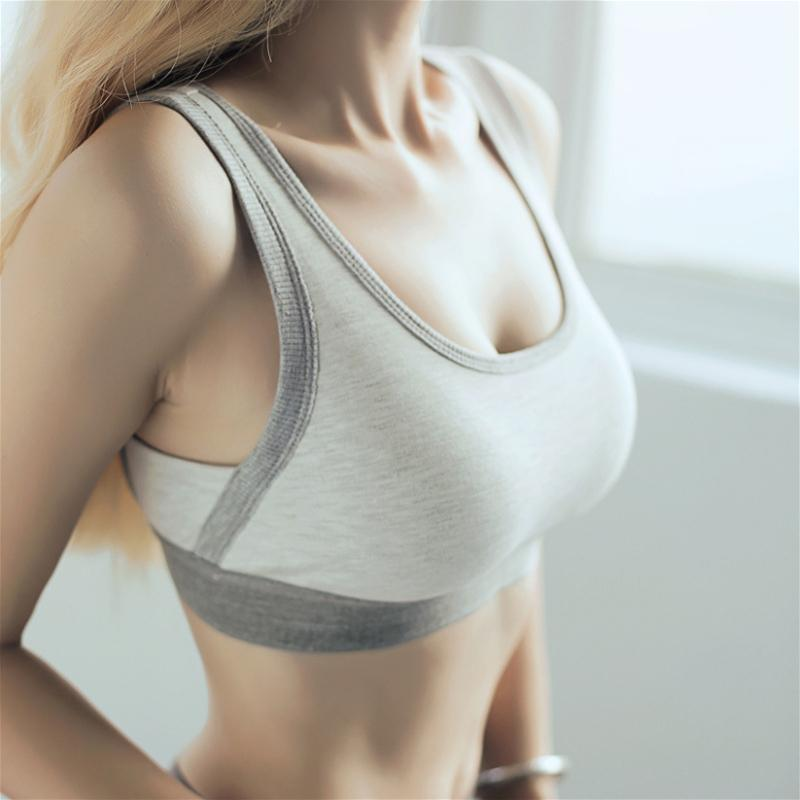 a6b470652c7b3 2019 New Yoga Bra Shockproof Women Seamless Sexy Sports Bra Girls Gym  Fitness Top Push Up Padded Running Fitness Workout Active Wear From  Ahaheng