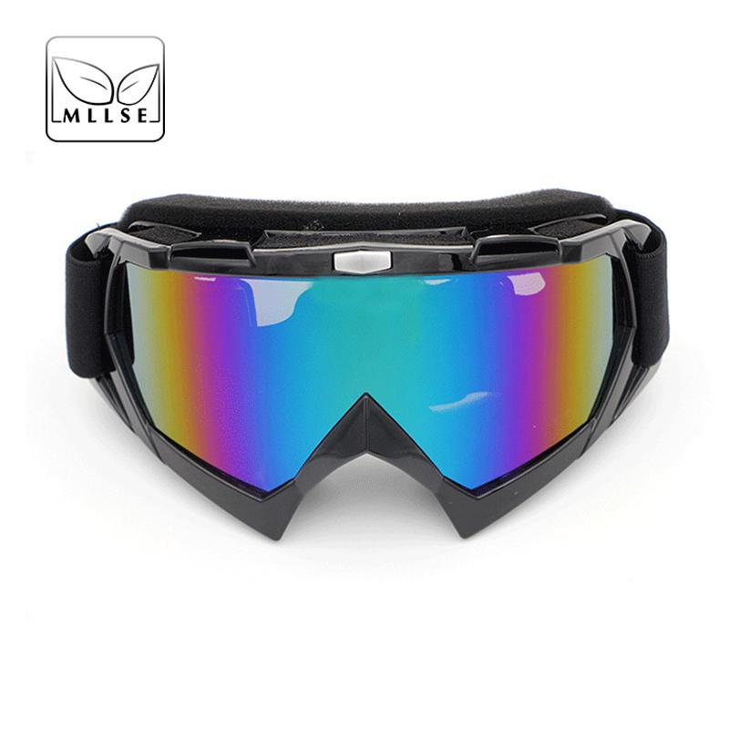 Compre MLLSE Marca Deportes Gafas De Sol Hombres Mujeres Invierno Nieve  Deportes Snowboard A Prueba De Viento Ultravioleta Prueba UV400 Gafas A   29.6 Del ... a692c2b06ecd