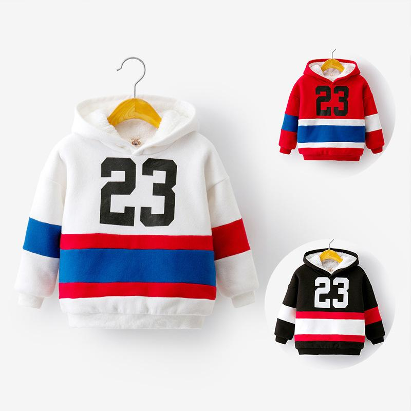 367257664c43 Good Qulaity Winter Boys Fashion Sweater Bebe Sport Clothes Casual ...