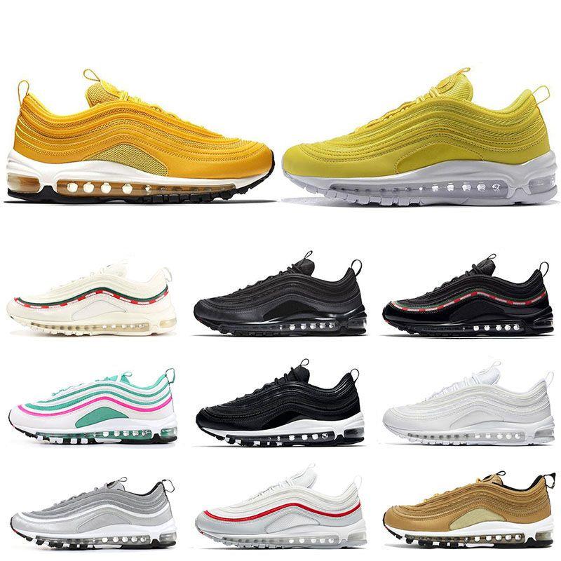 9e09d38c081d3 2019 Wholesale 97 Men Women Running Shoes Sneakers Persian Violet ...