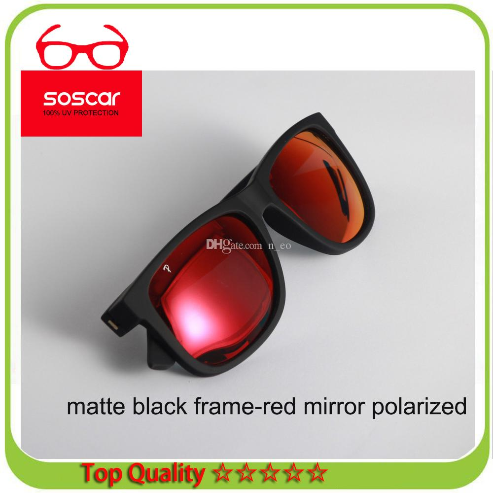 c0810677e Compre Soscar Justin 4165 Óculos De Sol Da Marca Designer De Óculos ...