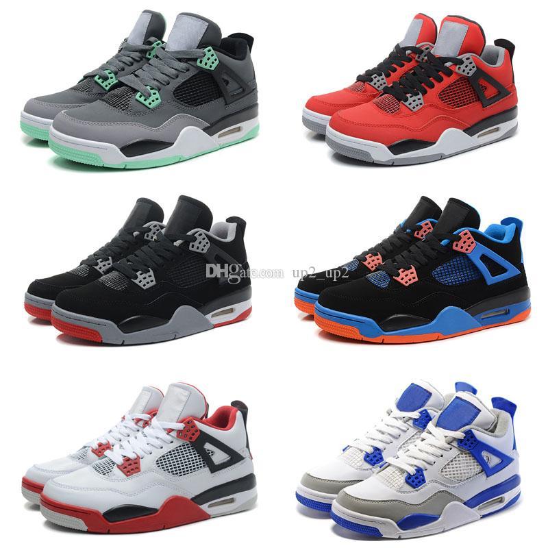 42c8fc56240b8c 2019 Travis Scott 4s Cactus Jack Mens Outdoor Shoes 4 Jumpman NRG Black Cat  Sport Shoes Military Blue Men Sneakers Trainers Designer From Up2 up2