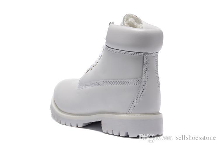 Platinum Standard 360 Degrés Toilettage Imprimé Blanc 6 Pouces Chaussures Bright Cuir Chevelu Cortex Avec Boîte D'origine En Vente