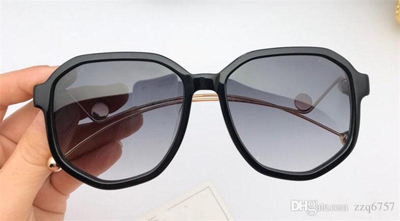 43a80659a8 New Fashion Designer Sunglasses 4269 Round Frame Simple Popular ...