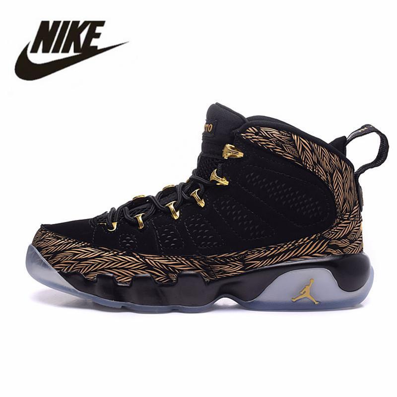 new products 66ec2 07c7b 2019 Air Jordan Retro 9 Basketball Shoes Jordan IX Jordans Air 9S Men Women  Trainers Black Anthracite Tour Spirit Oreo University Classic Space Jam Mop  Melo ...