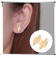Shuangshuo 2017 Ethnic Forest Squirrel Stud Earrings for Women Fashion Animal Earrings Wedding Jewelry Cheap Earrings brincos