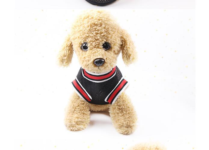 eb476a333fda 2019 Cute Summer Pet Dog Fashion Sports Basketball Dog Clothes Apparel  Chihuahua Dogs Mesh Shirt Vest Big Dog Cool Clothing From Tianganghome, ...