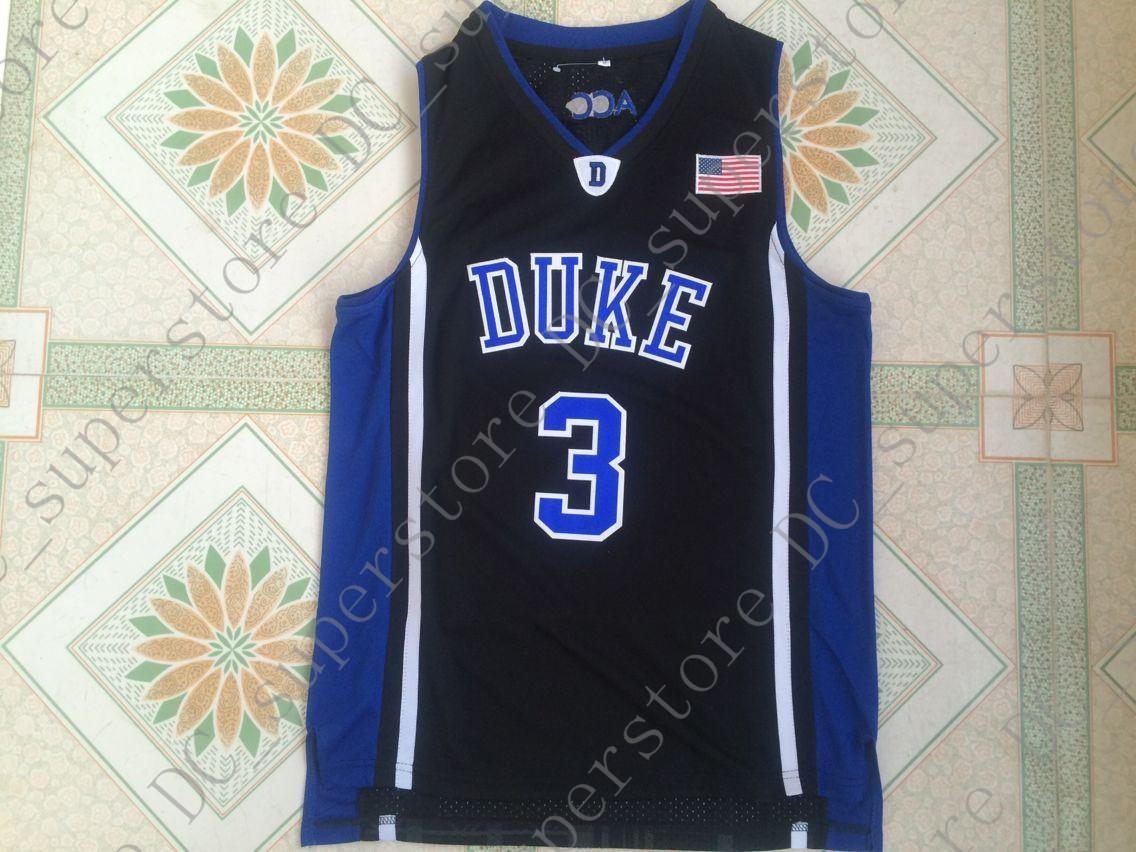 new style af404 c3324 Cheap custom Duke Blue Devils #3 Grayson Allen Men s Basketball Jersey 3  colors All stitched XS-3XL