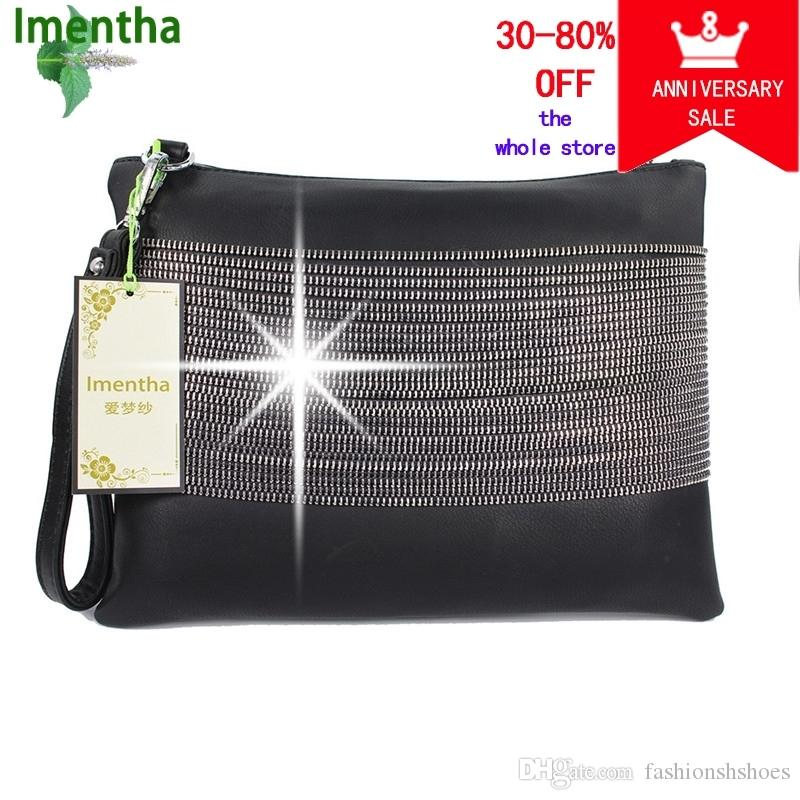 1a99e491b08c High Quality Women Clutch Bag Black Day Clutch Evening Bags Envelope Purses  And Handbags Women Leather Handbags  335927 Anuschka Handbags Hobo Handbags  From ...