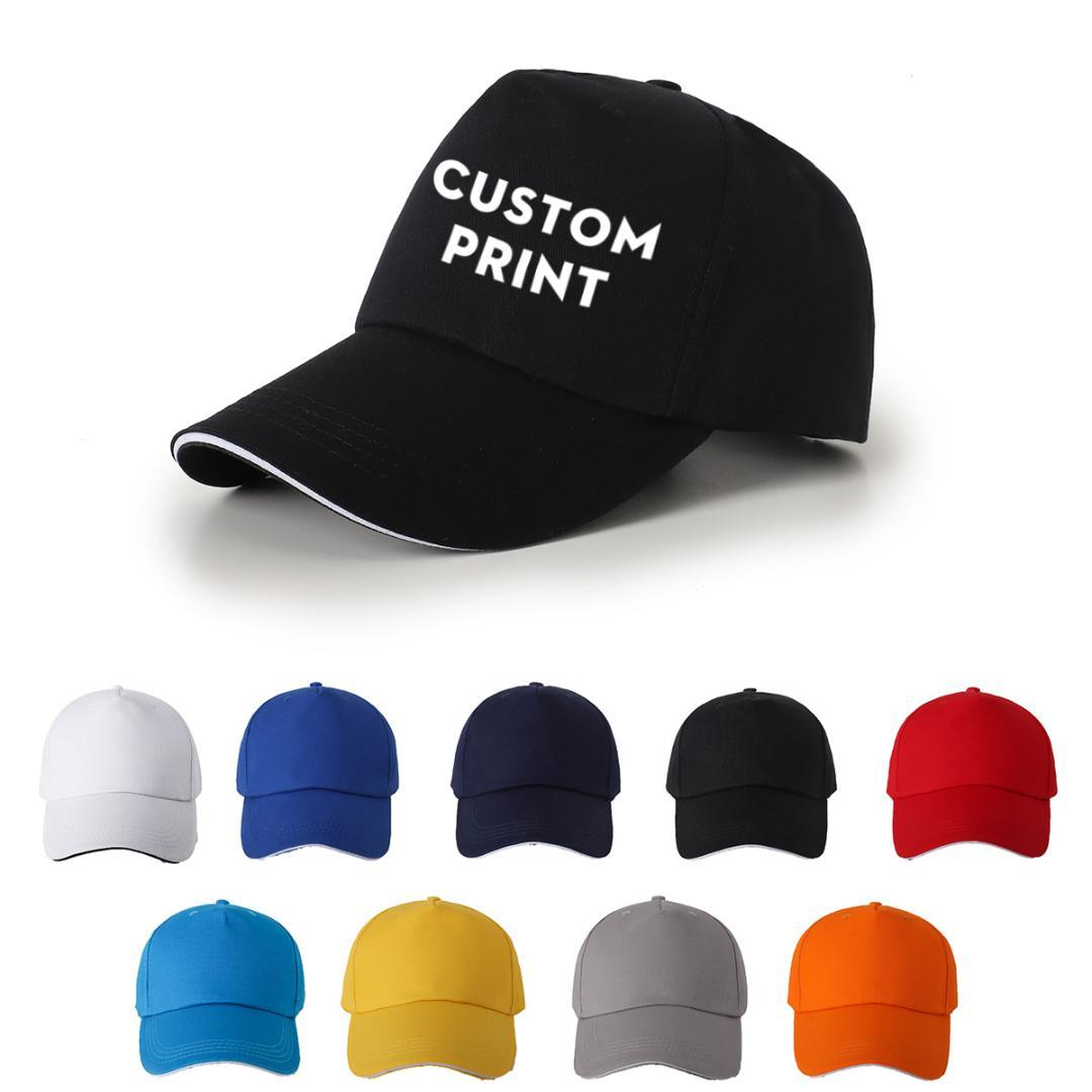 100% Cotton New Arrival Dad Hat Baseball Cap Adjustble Hip Hop Sports Hats Unisex Casual Caps Men Custom Print Logo Sun