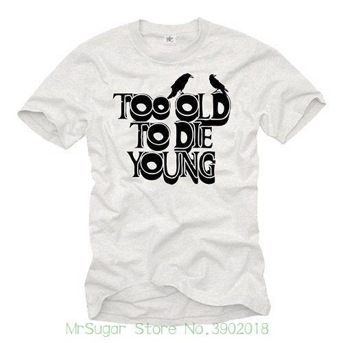 Spruche T Shirt Fur Herren Lustige Geschenke Zum Geburtstag Shirt Aufdruck  Summer Fashion Funny Print T Shirts Cartoon T Shirts Urban T Shirts From  Jie64, ...