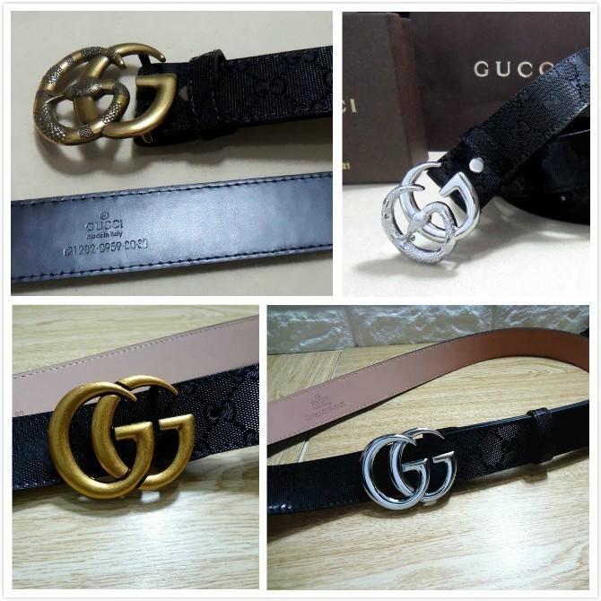 5ddaa60af6 2019 Luxe hommes et femmes ceinture de loisirs boucle acheter ceinture avec  des boucles plates commerce
