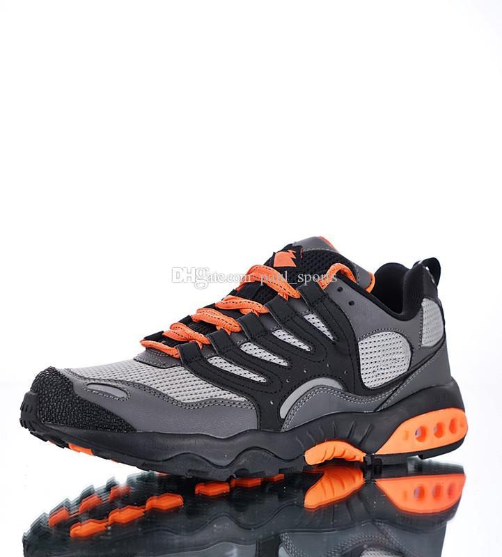 a9cc247c Compre Venta Caliente Terra Humara '18 Negro Gris Naranja Retro Clásico Al  Aire Libre Zapatillas Para Correr Para Hombre De Calidad Superior Zapatillas  De ...