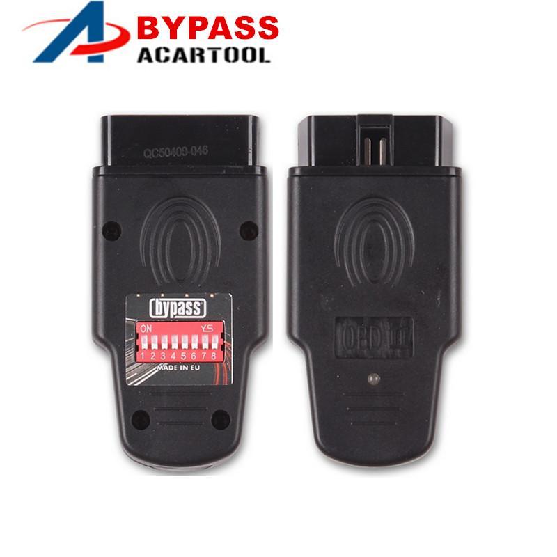 High Quality BYPASS ECU Programmer BYPASS Immo ECU Unlock Emulator  Immobilizer Tool Free Shipping
