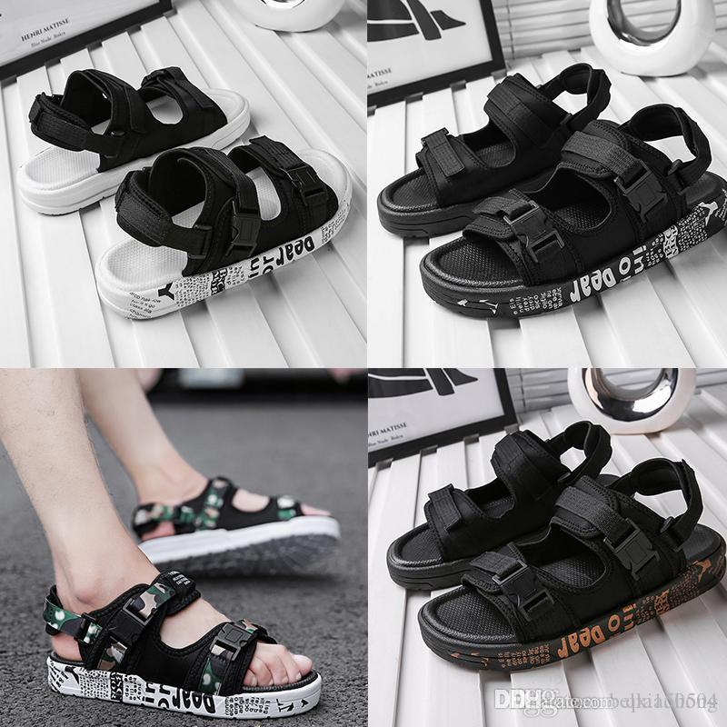 new Brand designer Slippers Suicoke Sandals non-slip Man Women Lovers Visvim Summer Casual Shoes Slippers Beach Outdoor Slippers size 36-45