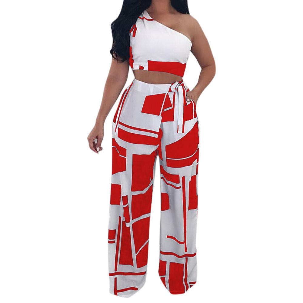 ef33119b95679 Satın Al Feitong Bir Soğuk Omuz Bluz Kadın Ve Uzun Pantolon Gece Kulübü  Moda Seksi Giyim Kulübü Straplez Bandaj Iki Parçalı Set, $25.46 |  DHgate.Com'da