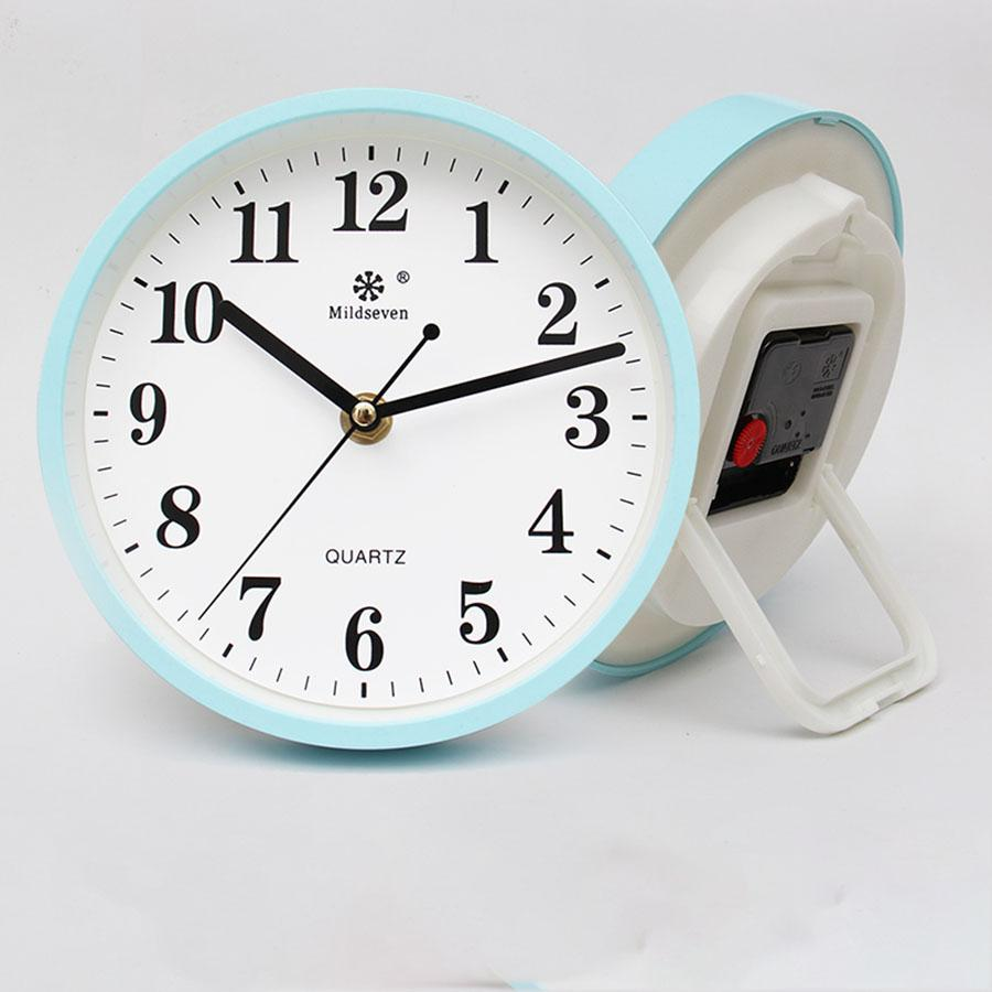 Vintage Clock Office Decoration Modern Table Clock Office Decoration Desk Shabby Chic Desk Home Decor Decorations 50Y015
