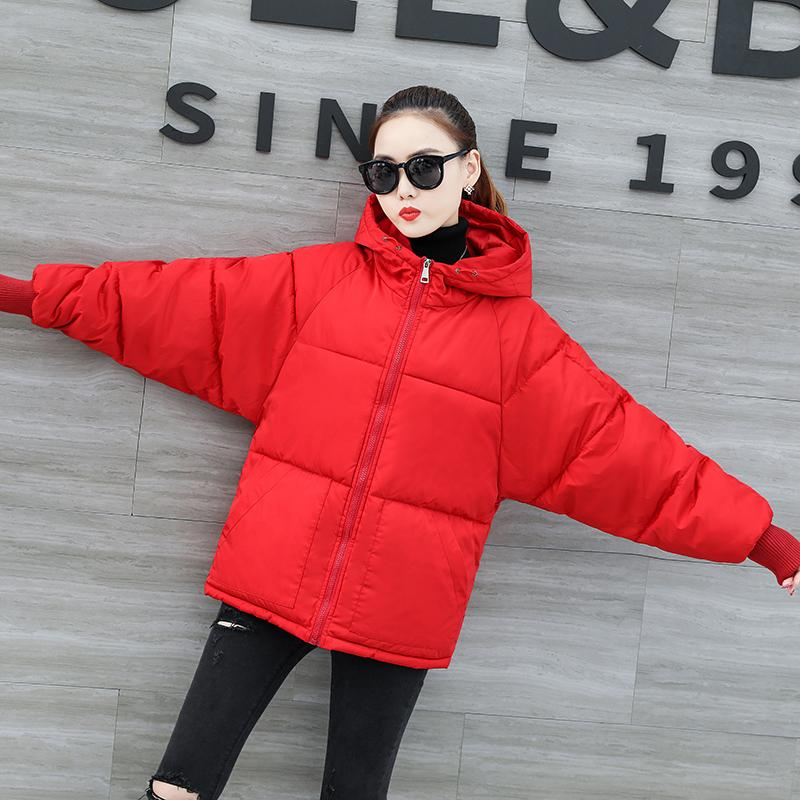 bb369c14dde 2019 2019 NEW HETOBETO New Coats & Jackets Fashion Wine Red Parka Hooded  Winter Jacket Women Winter Coat Women Zipper Down Jacket Female Coats From  New66, ...