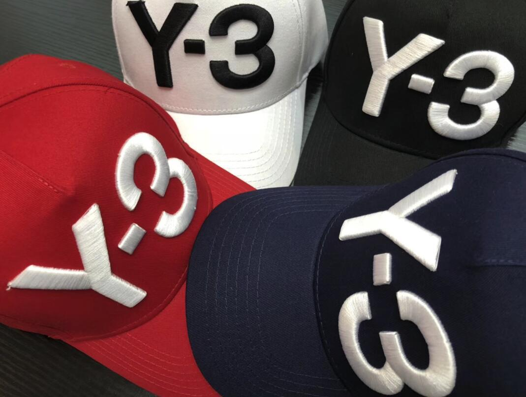 d5db5fa8a66 Letter Embroidered The Rapper Y 3 Hat Black Baseball Cap Fashion Dad Caps  Casquette Hip Hop Strapback Sun Drake Custom Baseball Hats Army Hats From  Zara77