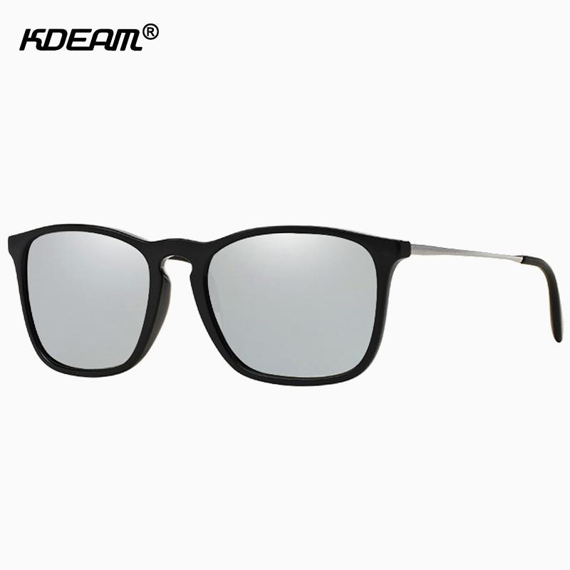 70146e0172 Fashion Chris Style Polarized Sunglasses Women Brilliant Mirror Sun Glasses  Ladies Oculos De Sol With Origin Package Online with  41.3 Set on Gaiming s  ...