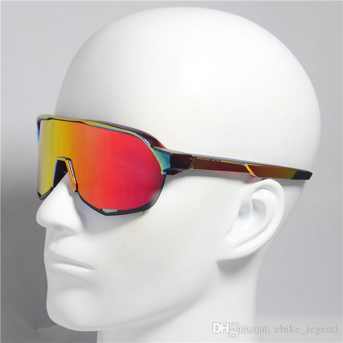 63ad187d476fd Compre Esporte Óculos De Sol Eyewear Uv400 Proteção Esporte Óculos De Sol  Das Mulheres Dos Homens Unisex Verão Sombra Óculos De Sol Ao Ar Livre  Ciclismo De ...