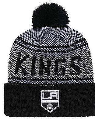 Discount Price Sport Knit Hat LA KINGS Beanie Football Sideline Cold  Weather Hats Fashion Beanies Winter Warm Knitted Wool Skull Cap Black  Baseball Cap ... 7649cbd1a13