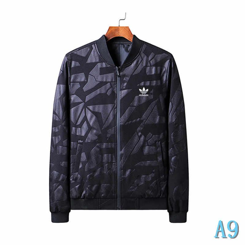 Fashion Mens Jacket New Arrival Men Brand Jacket Coat Autumn Fashion Plus Size Jackets with Zipper 4 Colors Top Quality Clothing #pi1A9
