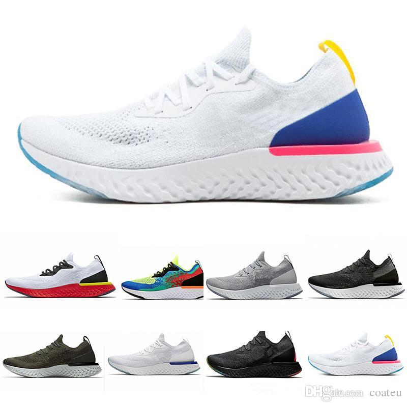 15d1dbc50c8 Epic React Running Shoes For Mens Womens Instant Go Fly Breath ...