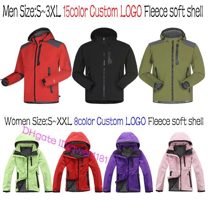 afe430f223 Sale Waterproof Breathable Softshell Jacket Men Outdoors Sports Coats Women  Ski Hiking Windproof Winter Outwear Soft Shell Men Hiking Jacket Mens  Jackets ...