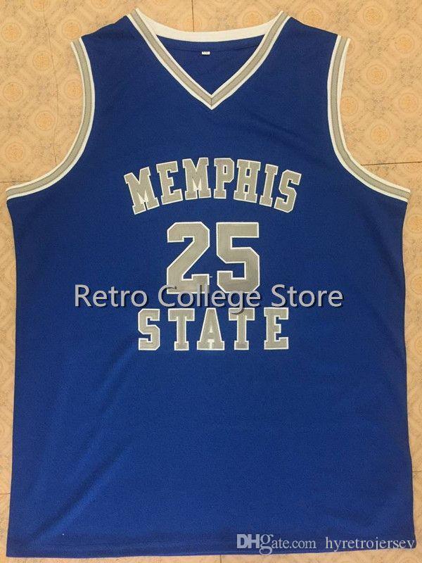 buy popular d76b4 001e1 Treadwell High School #25 Penny Hardaway State Top Basketball Jerseys Mens  Stitched Embroidery Jersey Shirt Custom XS-6XL Vest Jerseys NCAA