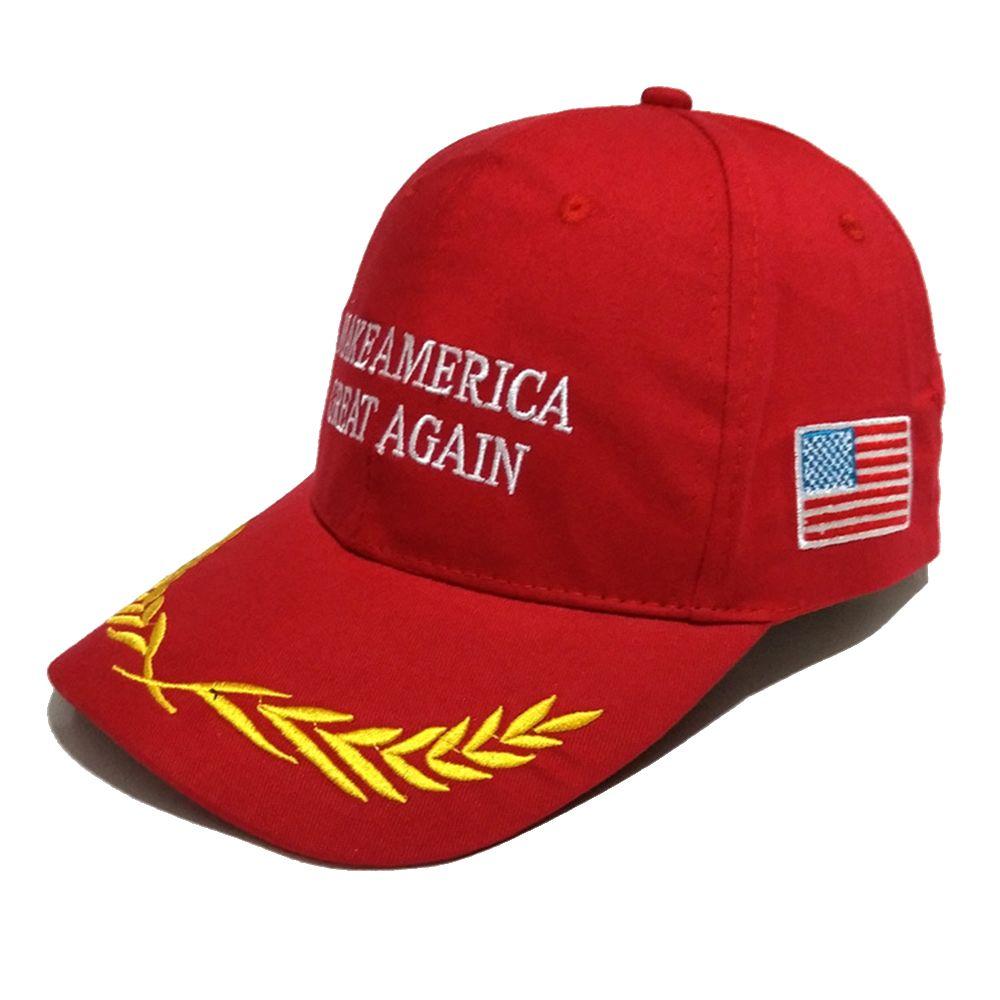 Make Motocross Great Again Hat Snapback Red