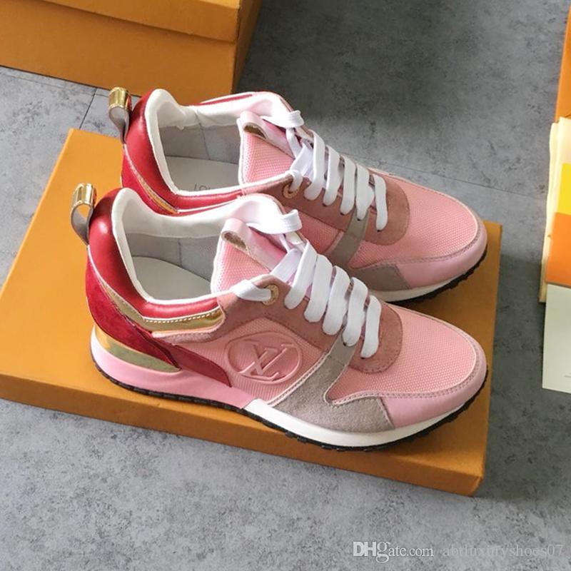 32bed4a7 Compre Calzado Deportivo Para Mujer Verano Con Cordones 2019 Moda Mujer  Zapatillas De Deporte Zapatos Para Mujer De Deportes Dama Zapatos Moda Venta  ...