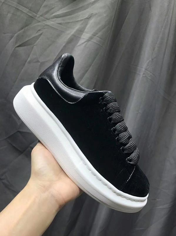 Designer Men women Shoes top quality real leather Sneakers comfortable Shoes 189602