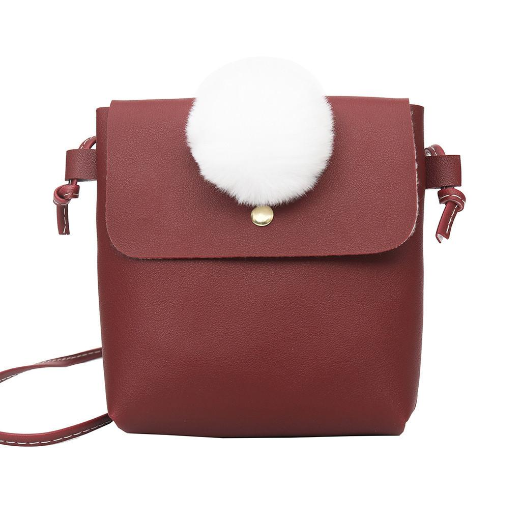 d18e0b98eba4 Cheap JCXAGR Shoulder Bag Women Solid Color Leather Small Shoulder Bag Tote  Ladies Purse Borsa A Tracolla Donne Bolsos Mujer 5 Bags For Men Satchels  From ...