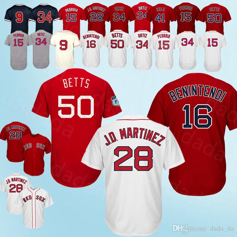 593c5fb5f0c7 2019 2019 Boston Red Sox Jerseys 28 J D Martinez J.D. 16 Andrew Benintendi  15 Dustin Pedroia 9 Ted Williams 41 Chris Sale From Dada_da, $20.76    DHgate.Com