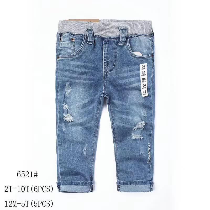 ef86bb3c07 Großhandel Neugeborenes Baby Kinderkleidung Designer Kinder Jungen Mädchen  Mädchen Hose Jeans Kinder Hosen Drucken Stickerei Hochwertige Mode Jeans A  01 Von ...