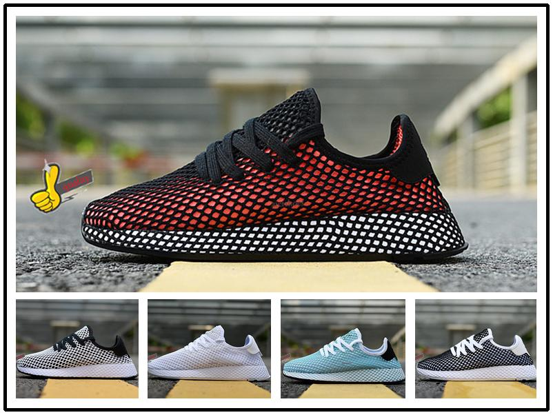 e7179fce6bebc 2019 Deerupt Runner Shoes Pharrell Williams III Stan Smith Tennis HU KPU  Designer Mesh Casual Zapatos Trainers Chaussures Women Shoe 36 45 Y  Orthopedic ...