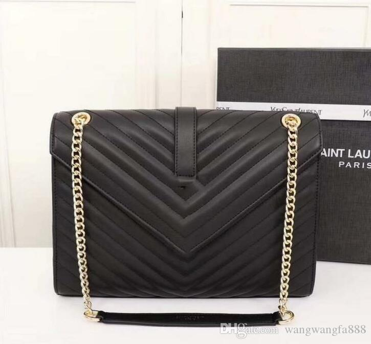 New Women/'s Fashion Chain Style Shoulder Messenger Handbag//Ladies Crossbody Bag