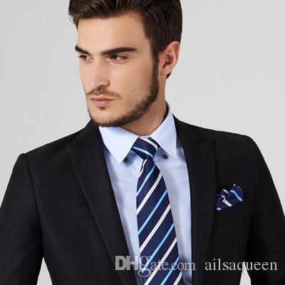 Großhandel 2019 Designer Männer Krawatten Set 24 Stile ...