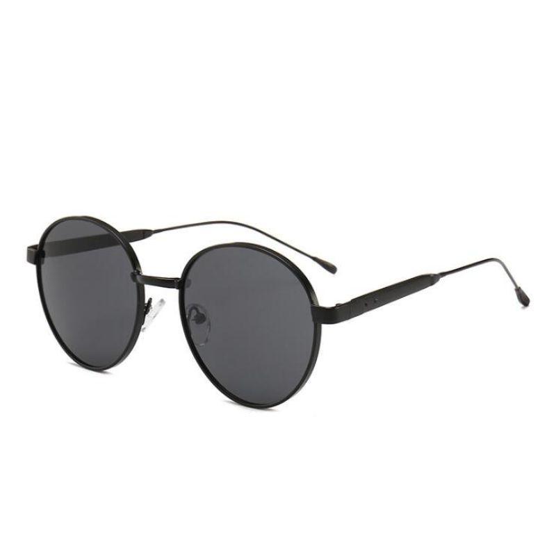 e8741efeb23 Vintage Round Sunglasses Luxury Brand Designer Metal Frame Trendy Sun  Glasses Womens Shades Unique Hipster Oculos De Sol Sunglasses At Night  Lyrics Glasses ...