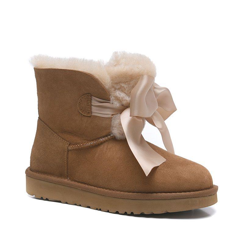 068e76e287a26 Compre UGG Envío Gratis 2019 Invierno Hombre Mujer Australia Classic Botas  De Nieve Botas De Moda De Invierno Barato Botines Zapatos 01 A  50.25 Del  ...