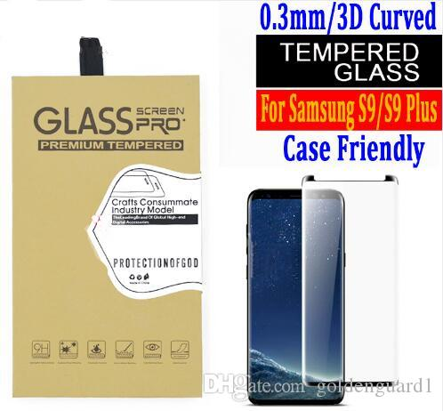 samsung s9 phone case and screen protector