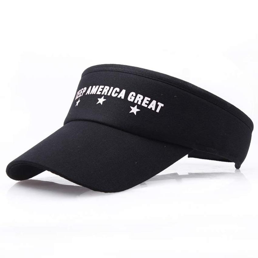 7428f675c9a Keep America Great Sun Visor Cap 2020 Trump Visors with Stars ...
