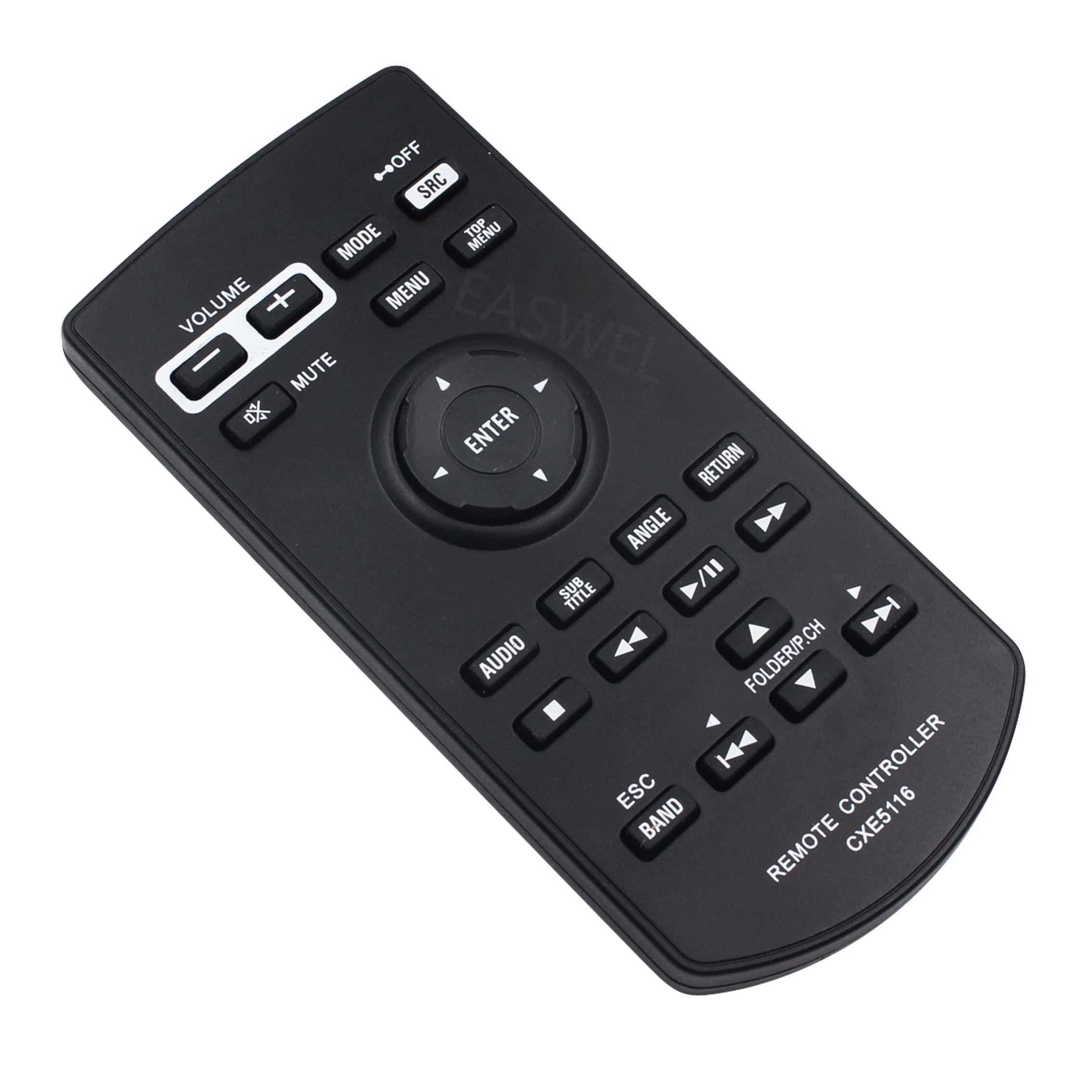 Genuine Pioneer Remote Control for Select Pioneer Stereo Radio Brand New